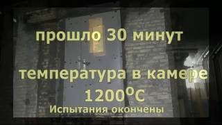 видео Двупольная дверь ГОСТ