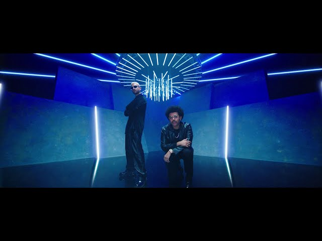 Maluma, The Weeknd - Hawái (Remix - Official Video)
