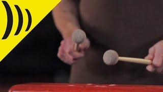 Drum Mallets / Schlagwerk MA102 - MA104 // Matthias Philipzen