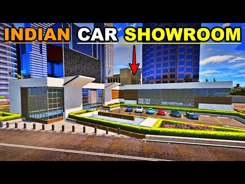 GTA5 : BUYING BIGGEST INDIAN CAR SHOWROOM | #44 GTA5 GAMEPLAY