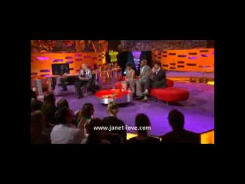 Janet Jackson- Interview of WDIG2 (Live @ The Graham Norton Show) Pt. 2