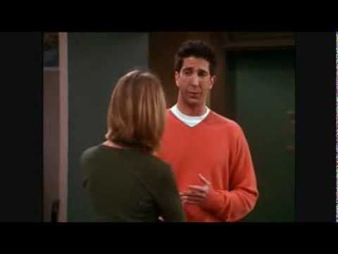 Friends - Ross and Ben pulling a prank on Rachel (season 7 episode 16)