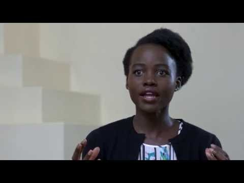 Queen of Katwe Behind-The-Scenes Lupita Nyong'o Interview