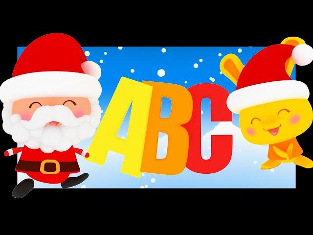 Alphabet Noel   Chansons Noël bébé   Titounis