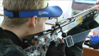 50m Rifle 3 Positions Men Junior - 2010 ISSF World Championship in all Shooting events in Munich