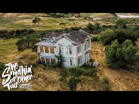Abandoned South Bay Farm
