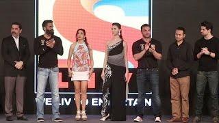 UNCUT - Liv Fit Fitness Launch By Sony Liv   Sohail Khan, Sooraj Pancholi, Sunil Shetty