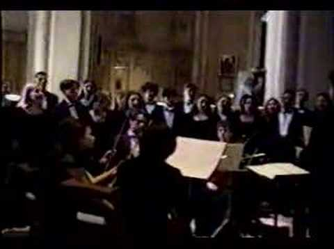 LHS Choir - Grace Cathedral - 1998