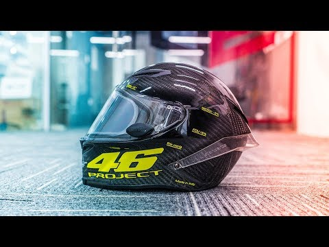Just how strong are AGV Helmet Visors - Crash Impact Tests!