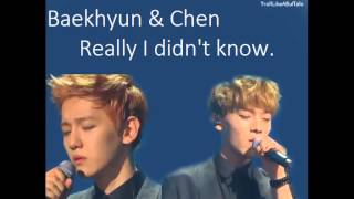Video [ AUDIO+ DL ] EXO Baekhyun & Chen - Really I Didn't Know (Immortal Song) download MP3, 3GP, MP4, WEBM, AVI, FLV Agustus 2018