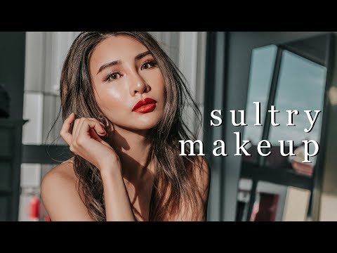 FULL GLAM SULTRY MAKEUP TUTORIAL | NIGHT OUT LOOK GRWM