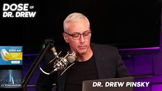 Dr. Marvin Seppala of Hazelden / Betty Ford - Dose Of Dr. Drew Live  7-14-20