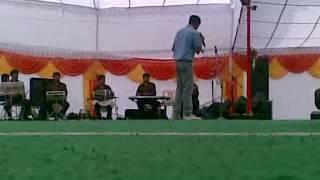 anjaney dwivedi song HAAL KYA HAI DILO KA NA POOCHO SANAM@bbdit ghaziabad encore 09