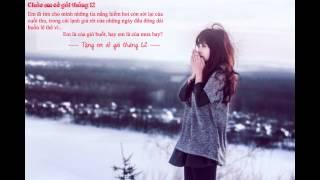 Chào em cô gái tháng 12 - [music]