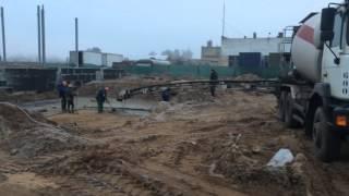 Доставка бетона в Бобруйске.Заливка котлована  РДС-ЦЕНТР 11.12.15(, 2015-12-12T13:42:23.000Z)