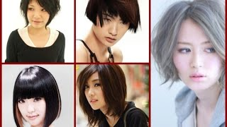 25 Best Asian Girls  Hairstyle - Bob Haircuts For Asian Women