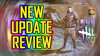 Dead by Daylight 2.4.0 New Update Review! 🔴