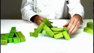 Magnetic Wooden Toys From Tegu - Building A Grasshopper