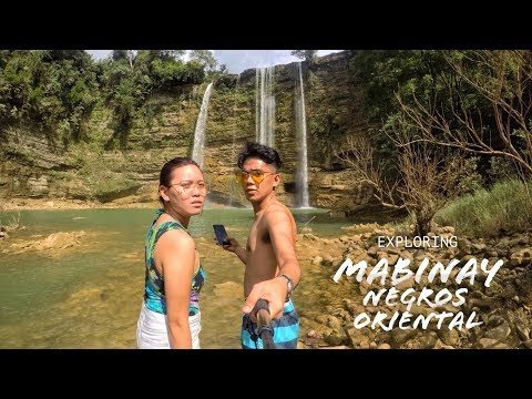 Mabinay Springs, Niludhan Falls, Negros Oriental