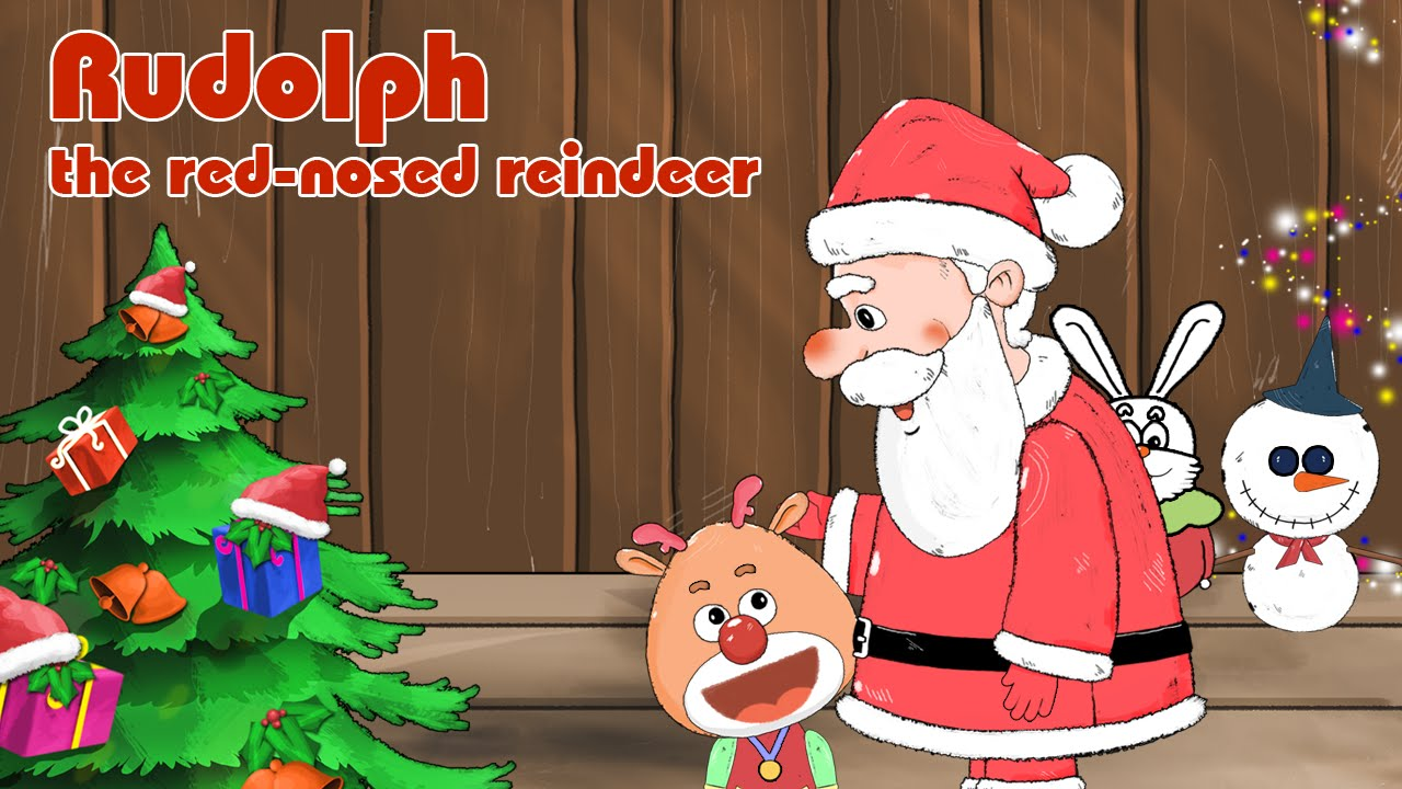 Rudolph the Red-Nosed Reindeer Christmas movies for children ...