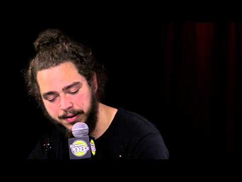 Post Malone talkin Kylie Jenner's Bday Party & White Iverson - 2/2
