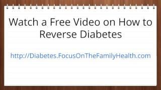 Gestational diabetes a summary