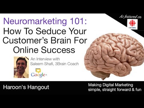 Neuromarketing 101: How To Seduce Your Customer's Brain For Online Success