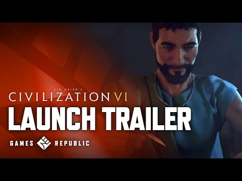 Civilization VI - Launch Trailer