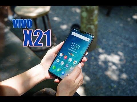 +=|||| รีวิว Vivo X21 |||=+ มือถือสแกนนิ้วบนหน้าจอได้ ตัวแรกของโลก อยู่ที่นี่แล้ว - วันที่ 22 May 2018
