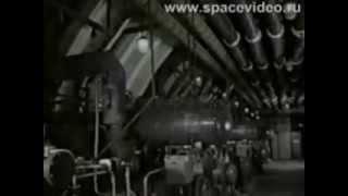Стартовый комплекс ракеты-носителя Н1-Л3