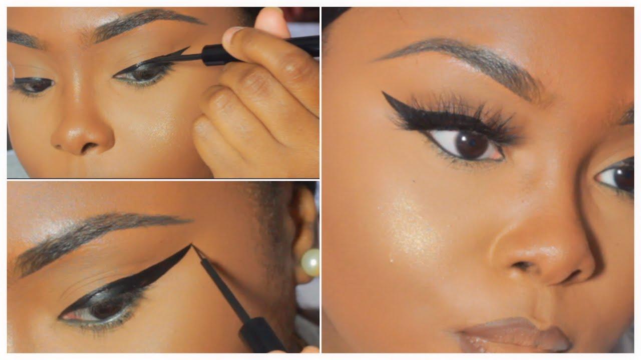 Download How To: Winged Eyeliner | Beginner Friendly