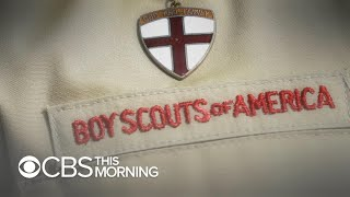 Ex-Boy Scout details alleged abuse amid bankruptcy fallout