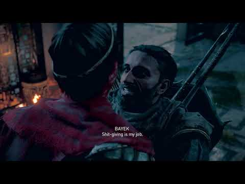 Brothel Sex - Assassin's Creed Origins  