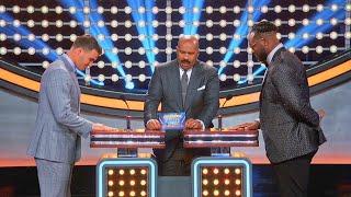 Gerald McCoy & Mitch Trubisky Showdown! | Celebrity Family Feud