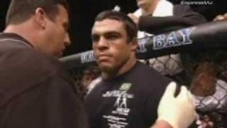 vitor Belfort entrance