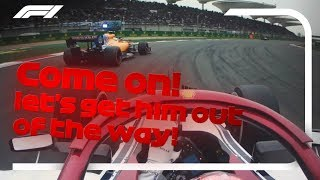 Frustrated Ferraris, Angry Kimi Plus The Best Team Radio | 2019 Chinese Grand Prix
