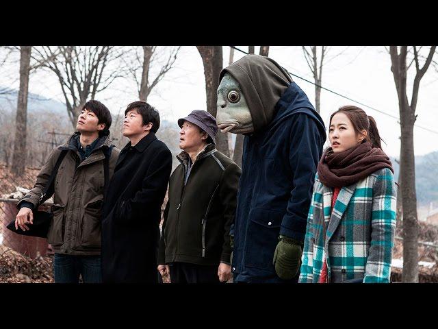 魚人間に変異した青年の運命は!?映画『フィッシュマンの涙』予告編