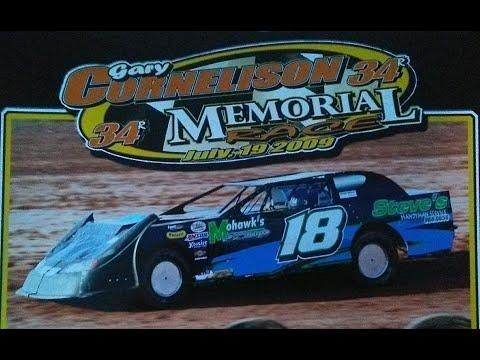 Proctor Speedway 09 Gary Cornelison Memorial Race