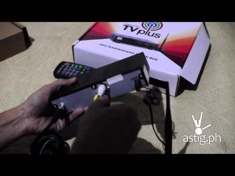 ABS-CBN TVplus! digibox (mahiwagang black box): how to assemble - ASTIG.PH