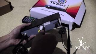 ABS-CBN TVplus! digibox (mahiwagang black box): how to assemble - ASTIG.PH