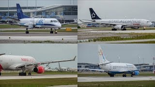 Bahamas | Jun 18/2019 Planespotting | Double Avianca Diversion (A330s)