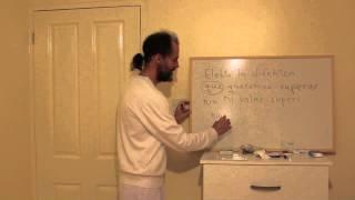 APRENDER ESPERANTO Y MEDITACIÓN 3
