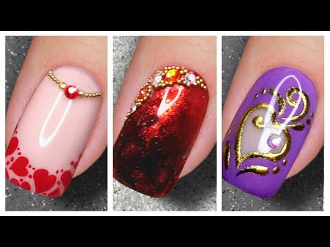 New Nail Art Designs 2021 ❤️ Valentine's Day Nails