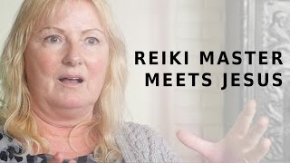 Reiki master meets Jesus