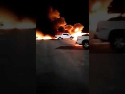 BREAKING: Plane crashes in Elko, Nevada