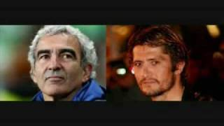 france-irland - Clash Domenech / Lizarazu en direct sur RTL - Ecoutez