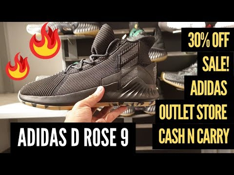 ADIDAS OUTLET STORE | 30% Discount Sale! | Cash n Carry Makati