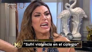 Flor de la V habló del bullying en el colegio: