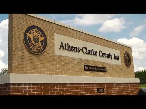 Jail Expansion Project - Athens-Clarke County SPLOST 2011 Project #1