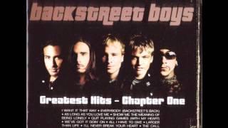 backstreet boys greatest hits chapter 1